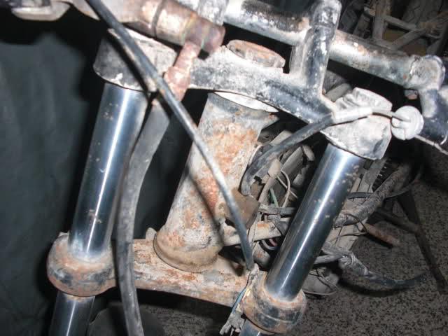 Restauración Bultaco Streaker 2ni2ka9
