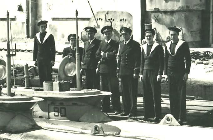 U-Boat et Marine Nationale à Toulon (83), 1944-1954 2nknh5d