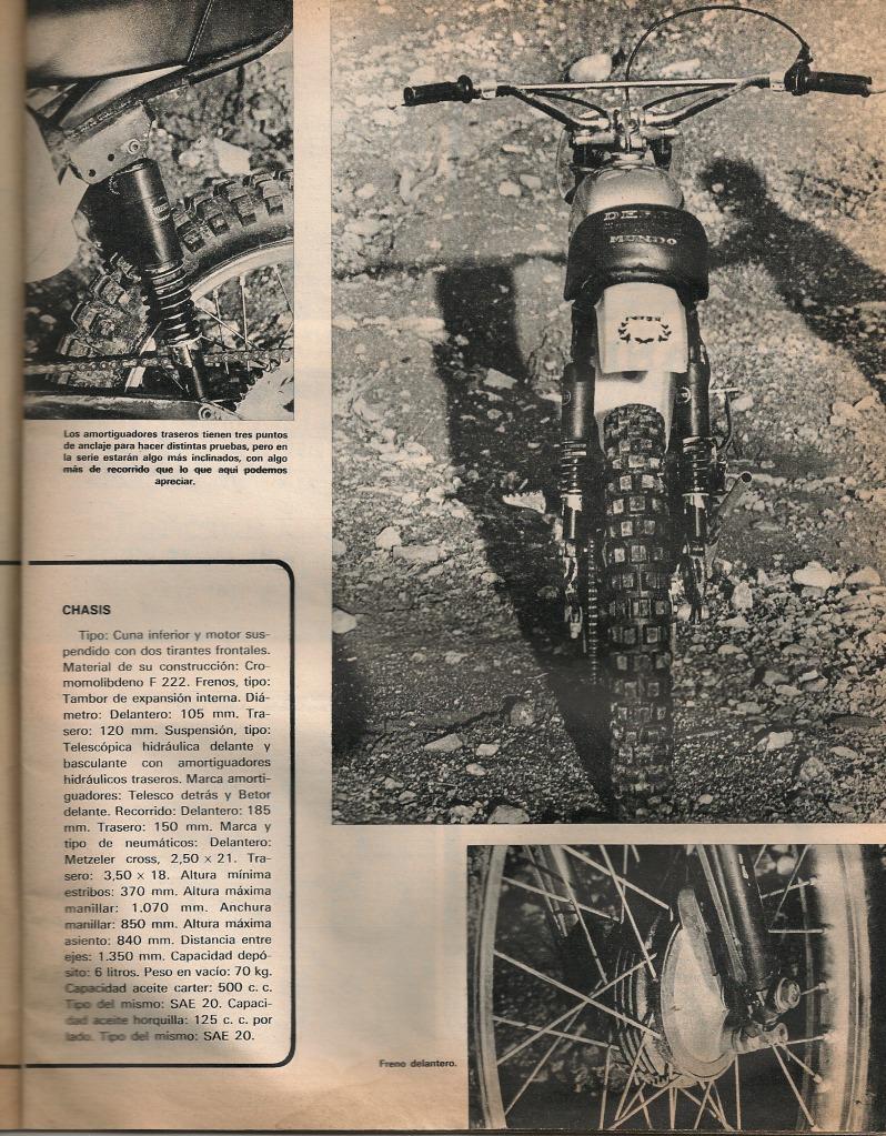 Derbi Cross 75 - La Campeona 1975 2r7o50k