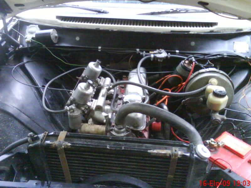 Jaxy -  Volvo 140 - B20 förgasarturbo (sommar uppdate) 2rhahxs