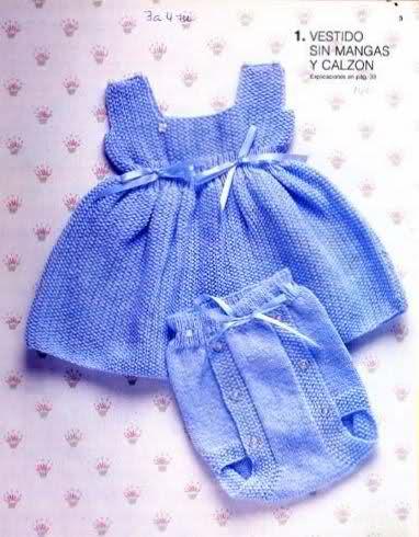 Camisetitas y bombachos para bebés para el verano (lomargo) 2wplb1y