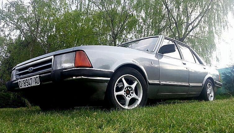 Ford Granada 2.8i Ghia 2zzsqb7