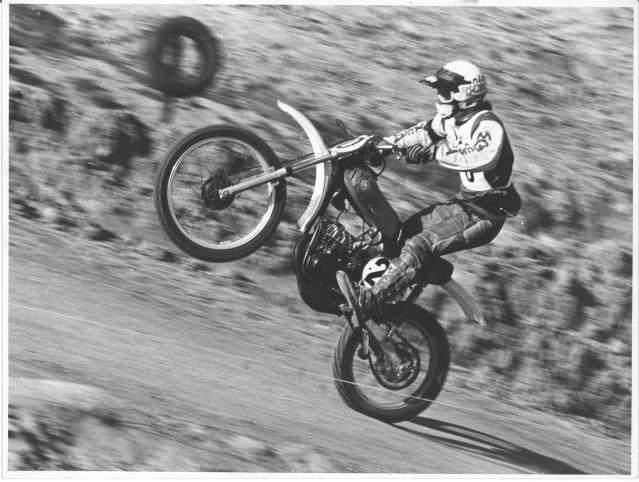 Montesa Cappra 75 - Trofeo 1976 * Rafbultaco 30atndd