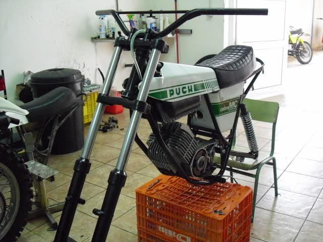 Puch Cobra Professional II * Peñalver 30us879