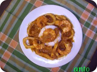 Calamares en salsa americana 33aw3k9
