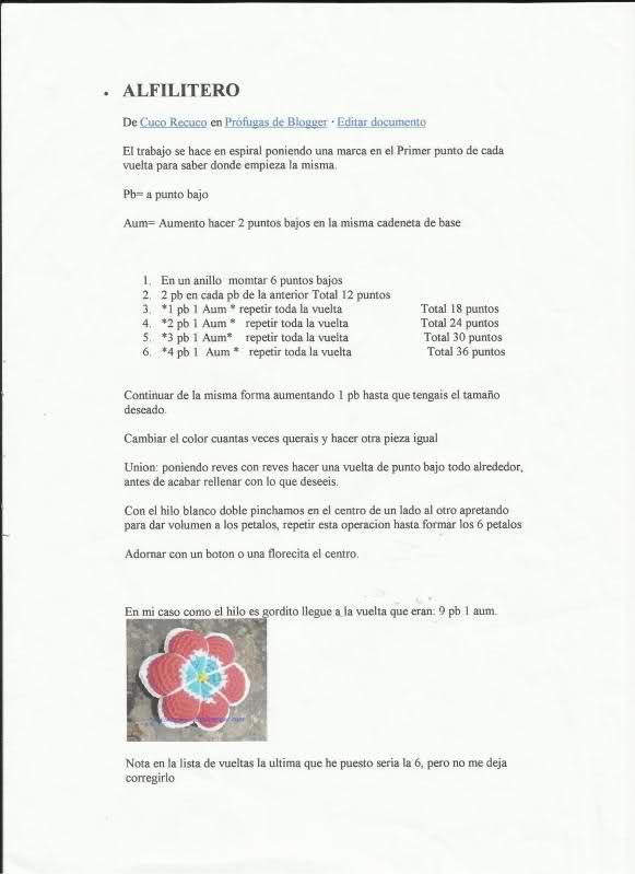 tejido - Un pequeño alfiletero tejido a crochet 33vnbrq
