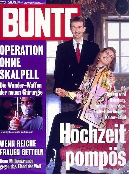 Karl von Habsburg y Francesca Thyssen-Bornemisza - Página 5 33wbac3