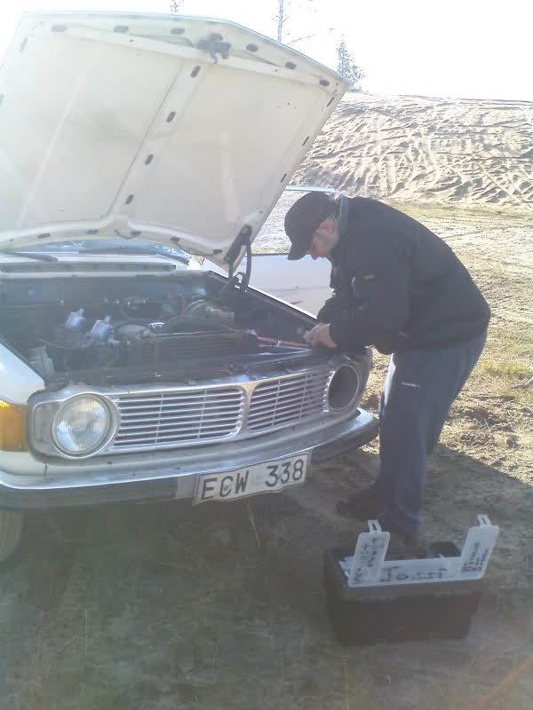 Jaxy -  Volvo 140 - B20 förgasarturbo (sommar uppdate) 345ftjc