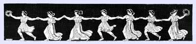 Ancient dance. 34gadq9