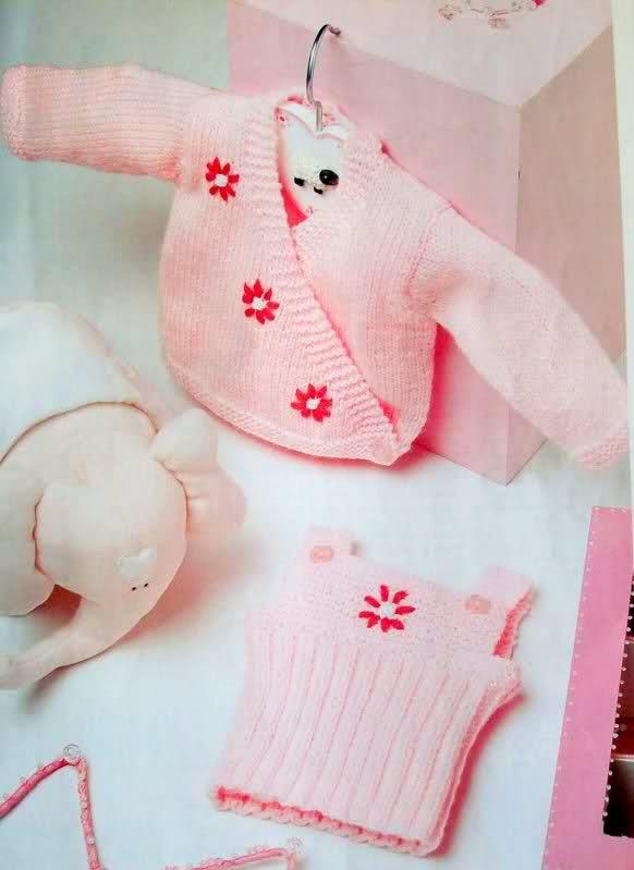 Camisetitas y bombachos para bebés para el verano (lomargo) 34h6rnt