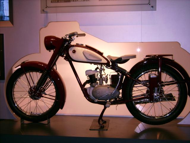Museo Yamaha en Iwata 3582bnp