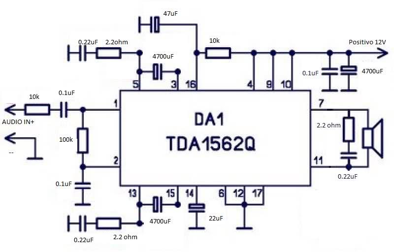 TDA 1562Q 4indpw