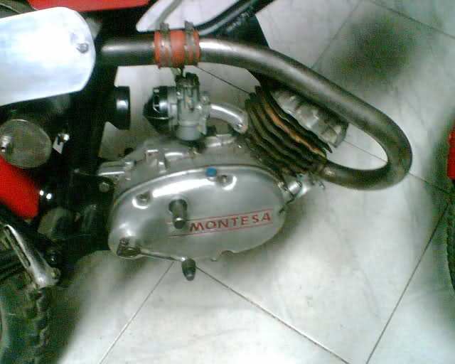 Mi pequeña Montesa Scorpion 50 R 4sb020