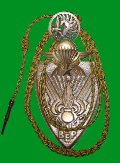 """CABIRO Bernard dit """"Le Cab"""",chef de bataillon 4scfwo"""