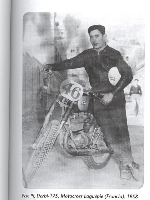 Derbi Cross 125 - 1959 * Rafbultaco 4v0jr9