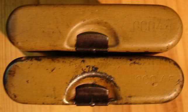 Boites de nettoyage R.G. 34 pour Mauser 98k - Page 2 52flep