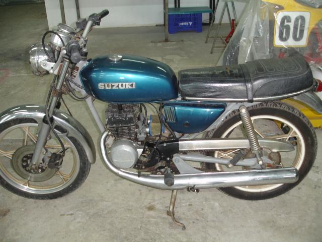 Proyecto Suzuki 125 GP 5d80oh