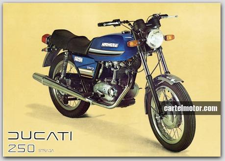 Ducati Strada 250 1979 5dms1z