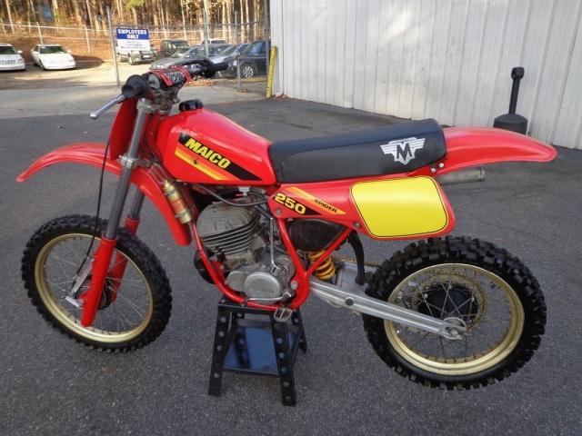 Maico 490. 5n6wxs
