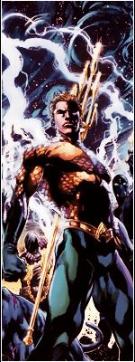Arthur Curry / Aquaman