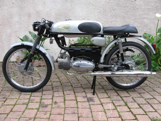 Ayuda identificar ciclomotor ¿Ducati? 91kwgl