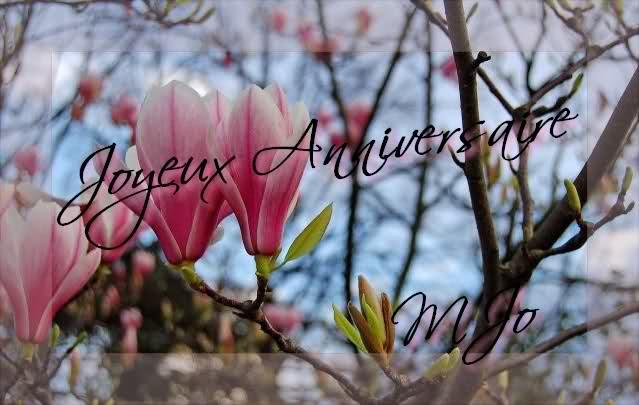Anniversaire Fleur 9zpoxx