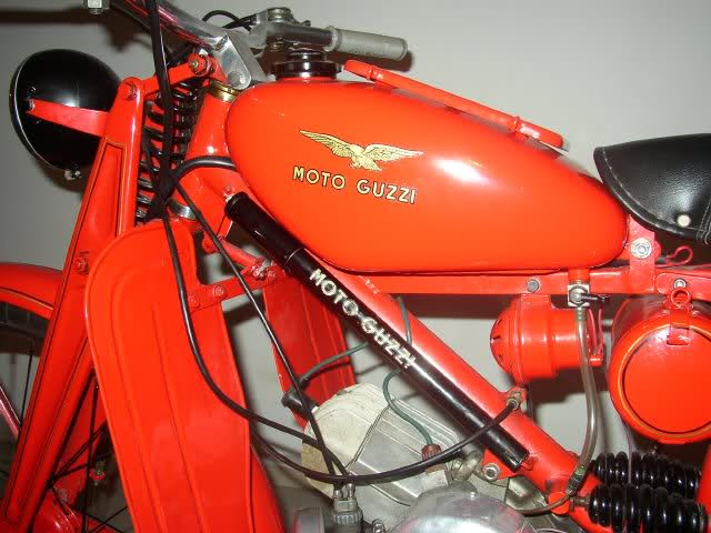 Mi nueva Guzzi 65 Abtc04