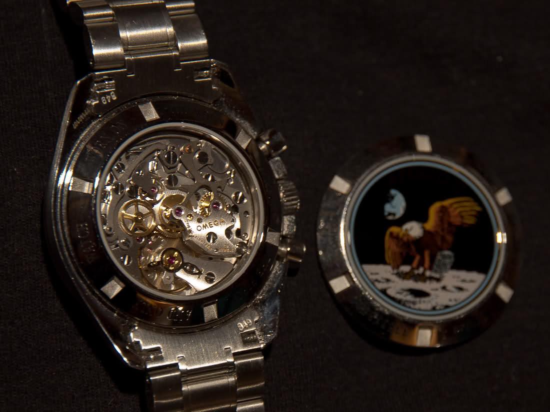 """La plus belle des Speed : 145.0227 édition Apollo 11, 35ème anniversaire """"Panda"""" Ac5q29"""