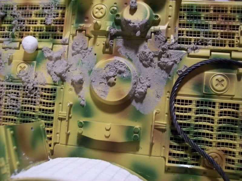 "Il panzerkampwagen ausf. V ""tiger"" Awck2f"