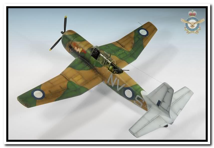 Vultee Vengeance Mk.I (Special Hobby 1/72) B4b29w