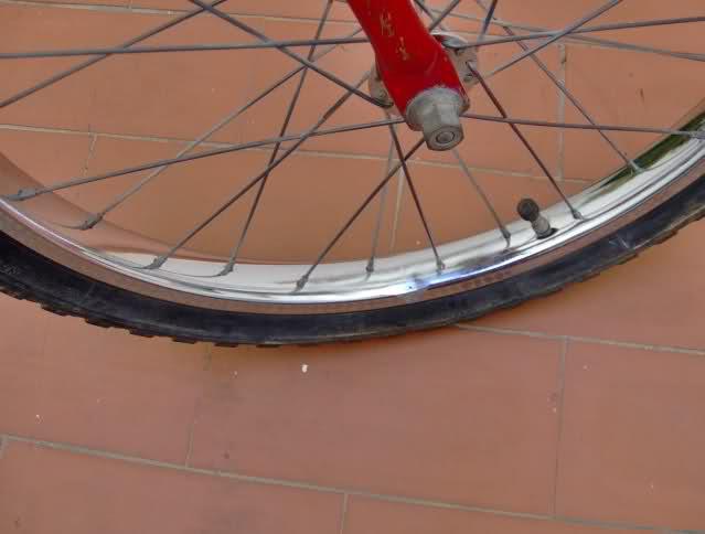 Me la han regalado: Bicicross BH  Fay61c