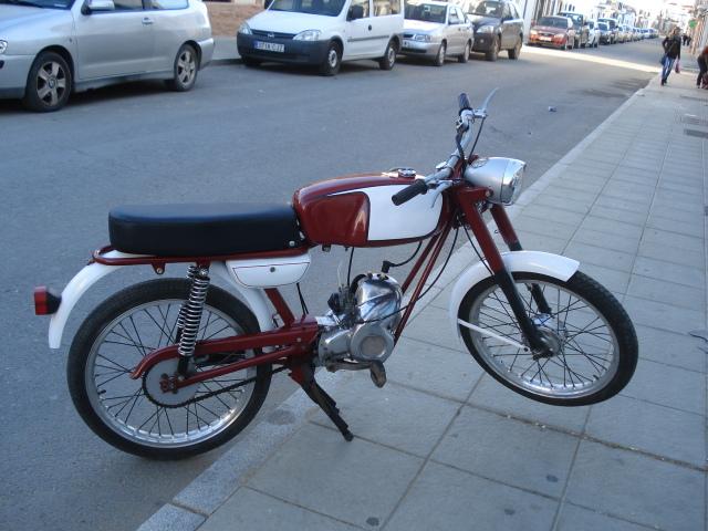 Cambio Ducati cadet por MT  Htse86