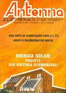 Revistas de Eletrônica Descontinuadas I2jaly