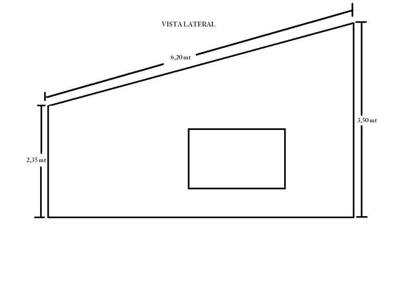 perfil - Por favor ayuda con techo de chapa sobre madera I3xlpy