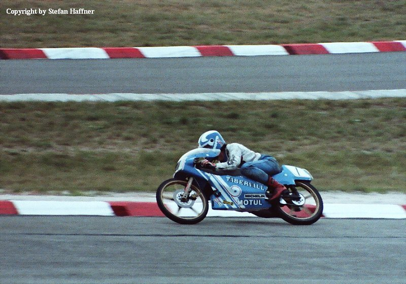 Réplica Bultaco 50 MOTUL Carmona 1982 Ie1etu