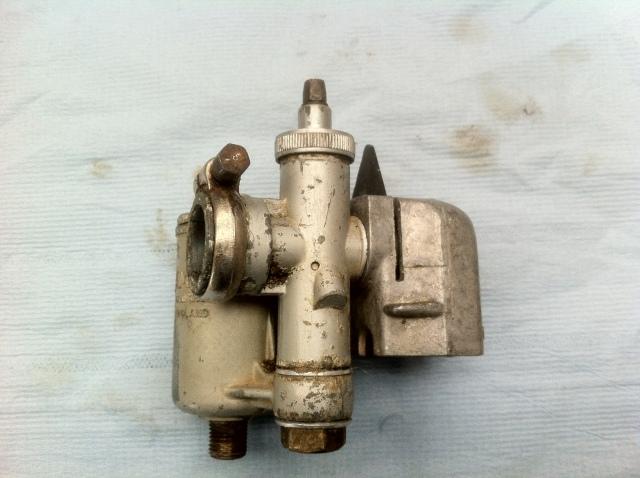 Amal - Carburador Desconocido Ivyao9