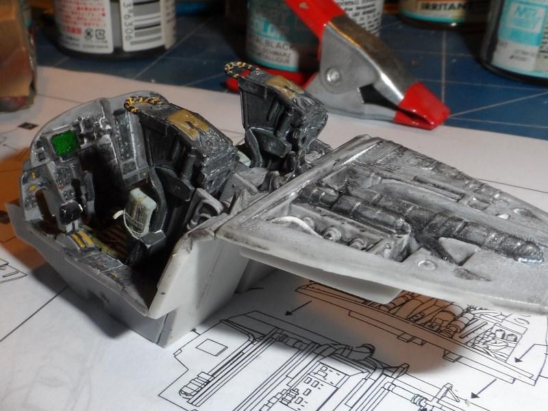 A6-E Intruder Kinetic 1/48 Jhtpnn