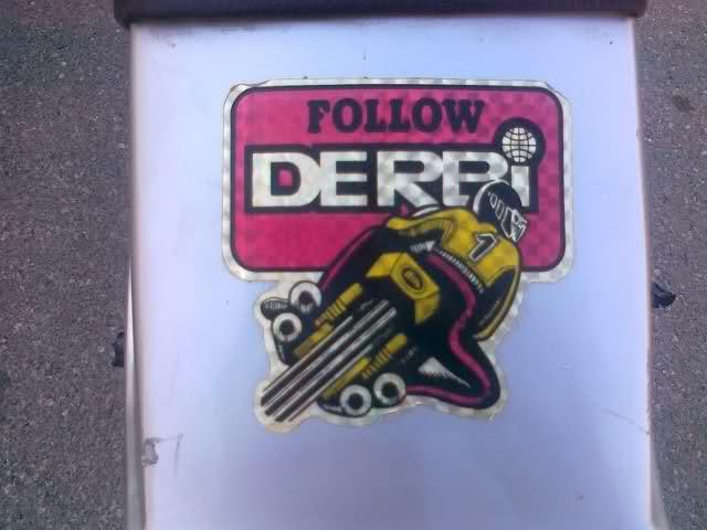 Derbi Sport Coppa super conservada K1a15v