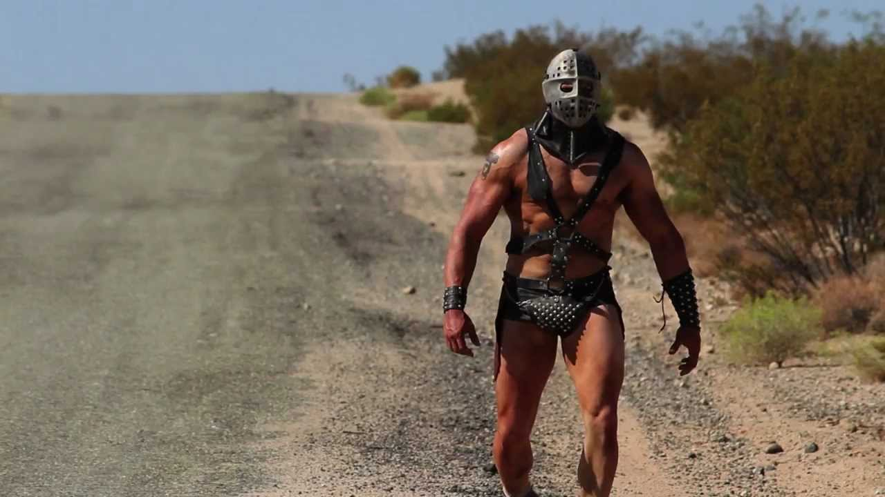 Puede alguien hacer este mod? (Lord Humongous from Mad Max II) M7tm3p