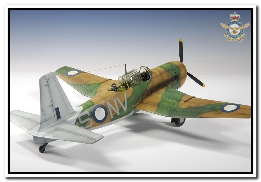 Vultee Vengeance Mk.I (Special Hobby 1/72) M81s5