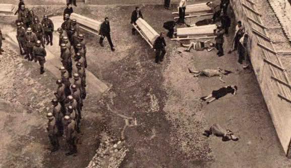 Fotos bélicas históricas, imagenes impactantes y para pensar. Mbspz9