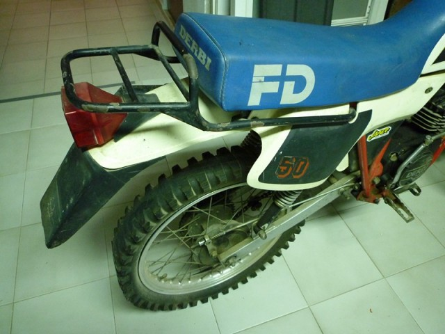 MANUAL - Derbi Yumbo Super FD: Todo el proceso Mll77