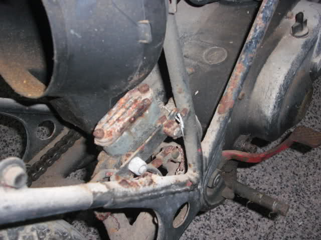 Restauración Bultaco Streaker Mmpilx