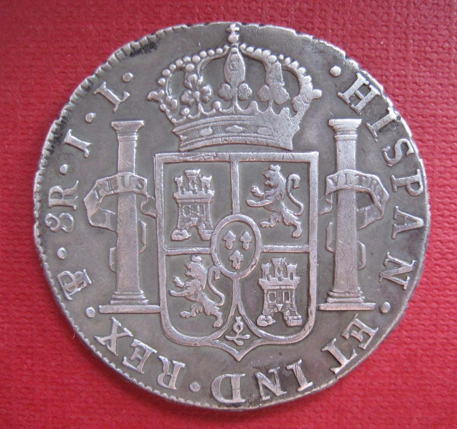 8 Reales 1825. Fernando VII. Potosí. Ny7ngp