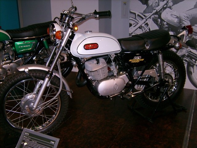 Museo Yamaha en Iwata O0unwk