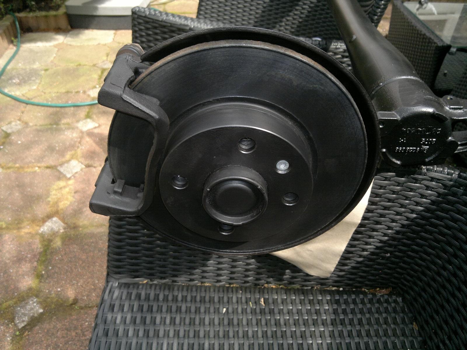 Tutorial conversie la punte spate cu discuri Corsa C Oi9c8w