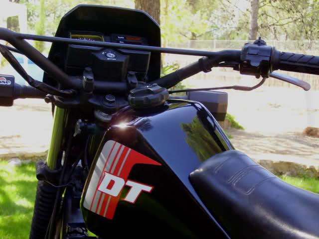 Yamaha DT 80. Qxtmig