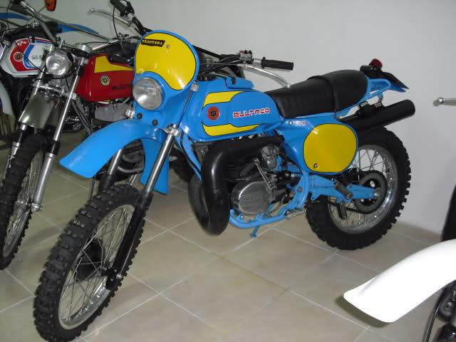 Las Bultaco Frontera Raol1w