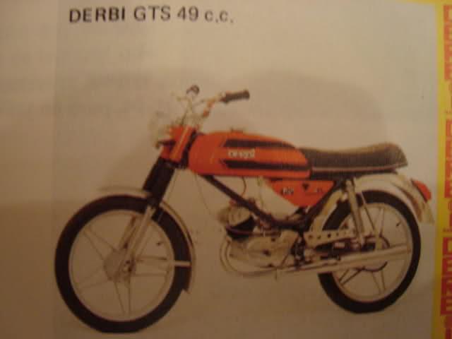 Modelos de Derbi Antorcha Rssvlz