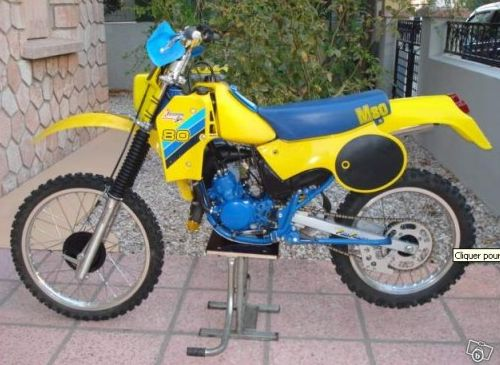 cross - Motos TT y Cross de 80 cc T7jx45